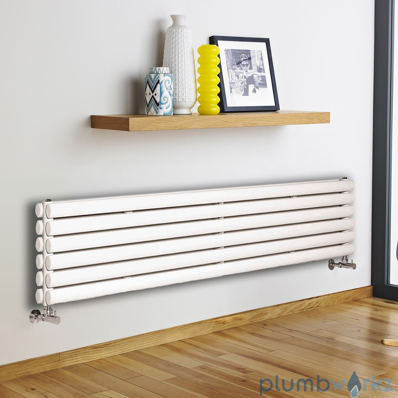 Double Designer Radiators - Horizontal