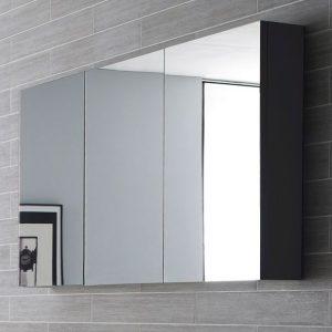 1350MM Quartet High Gloss Graphite Mirror