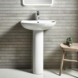 Full Pedestal Basins