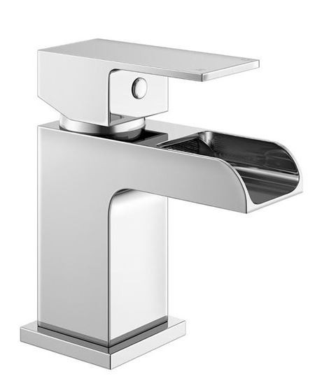 Mini Mono Mixer Waterfall Tap