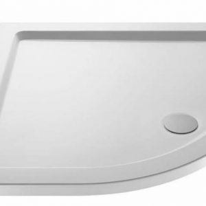 Low Profile 40mm Quadrant Shower Tray 800 x 800mm