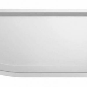 Low Profile 40mm Offset Quadrant Shower Tray 1000 x 800mm