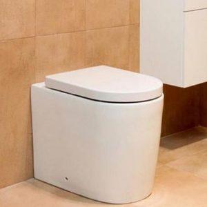 Adam Round BTW,Soft Close Seat & Concealed Cistern