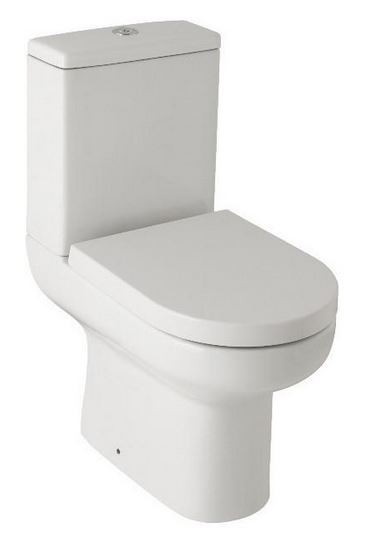 Modern Revive Toilet & Basin Set
