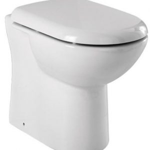 Linton Back To Wall Toilet With Soft Close Seat