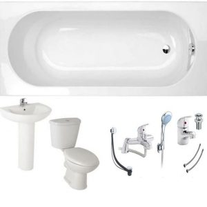 Appleby 1700 Complete Bathroom Package