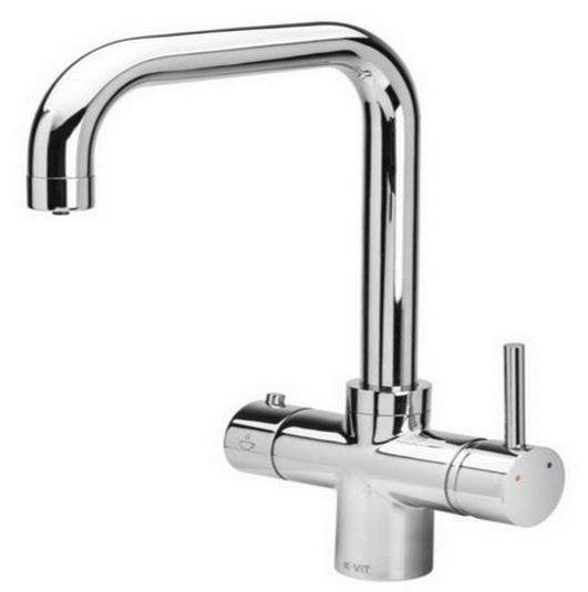 Venice Instant Boiling Water Kitchen Tap 3 In 1 Unit