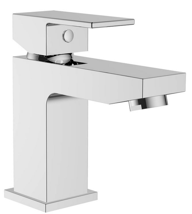 California Mini Basin Mixer With Waste